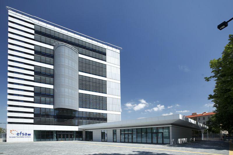 Efsa nova zgrada