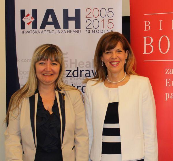 Biljana Borzan i HAH