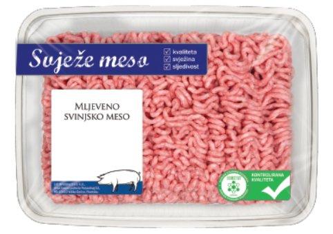 Opoziv proizvoda svinjsko mljeveno meso