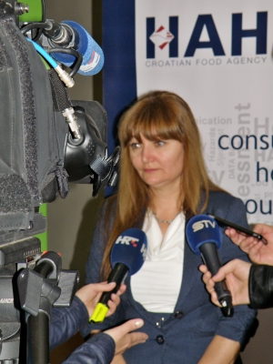 Andrea Gross-Bošković, HAH