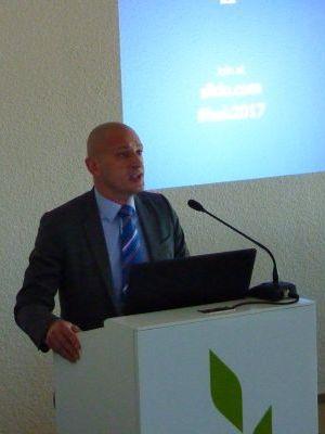 Boris Piližota, zamjenik gradonačelnika grada Osijeka