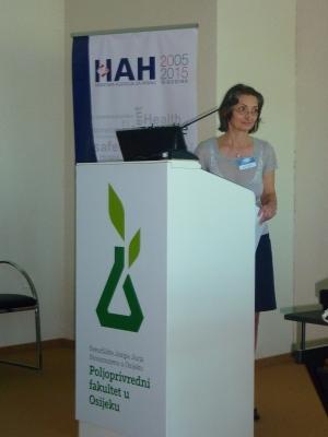 Danica Grahek Ogden, Norveško znanstveno vijeće za sigurnost hrane (VKM)