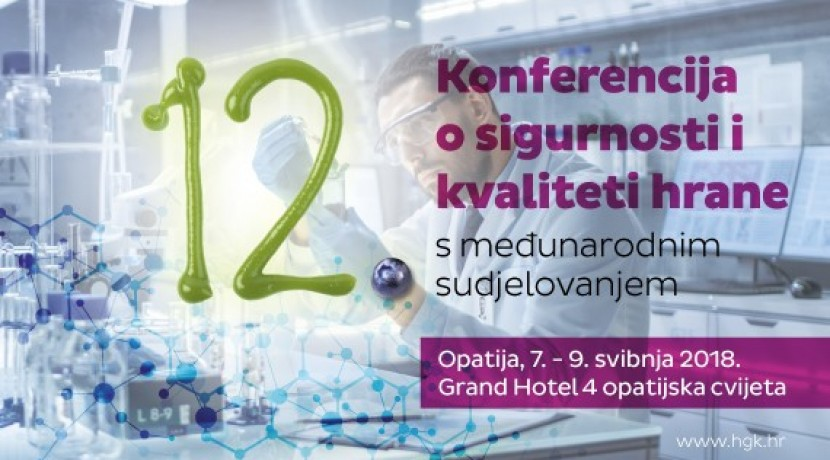 12. Konferencija o sigurnosti i kvaliteti hrane