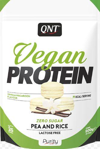 Vegan protein